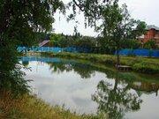 Продаю участок с озером в Новой Москве, 30 км от МКАД, п. Шишкин лес. - Фото 5