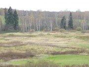 Продается большой участок зем.в деревне Барынино Рузский р. - Фото 3