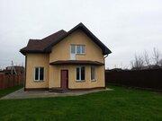 Продается новый дом, ПМЖ, 9 км от МКАД, Ленинский район, деревня Горки - Фото 2