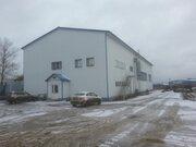 Отдельное Здание Производство-склад 800 кв.м. Большие мощности. - Фото 1