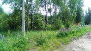 Участок 6 сот в дер. Асташково, ИЖС, эл-во, сосновый бор, озеро, река - Фото 5