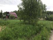 "10 соток в ДНТ ""Чубарово"". Чеховский район. - Фото 2"