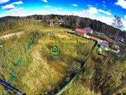 Участок 24 сотки в престижном ДНП в Зелёной Роще,27 км от Зеленогорска - Фото 1