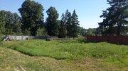 Участок 22 сотоки у реки Лопасня в деревне Бекетово Ступинский район - Фото 5