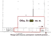 Аренда склада 850 м2, 1 этаж, Фарфоровская ул. - Фото 5
