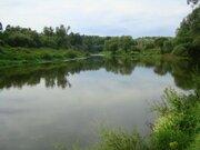 Участок 10 соток в Чеховском районе рядом с рекой Нарой - Фото 5