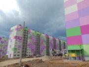 Продам квартиру в районе Садовой в новостройке в Чебоксарах