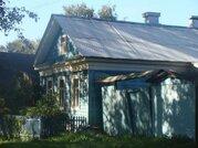 Дом на берегу Тверцы в г Торжке, Тверская область - Фото 1