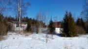 Часток 15 соток ИЖС 15 км от г. Звенигород - Фото 4