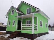 Продам Новый Дом д.Бережки