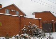 Жилой кирпичный дом 270 кв.м, 6 соток в Раменском р-не, пос.Зюзино - Фото 2