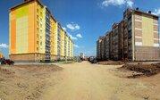 Новая двухкомнатная квартира, пгт. Медведево, ул. Кирова, 13, 9/9п. - Фото 4