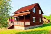 Новый дом из бруса 150 кв.м. на уч. 10 сот, Ярославское шоссе 80 км - Фото 1