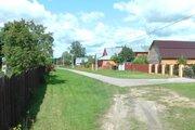 Участок в Киржачском районе с собственным лесом с выходом в лес. - Фото 1