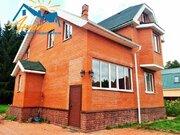 Продается кирпичный дом 250 кв. метров в городе Жуков Калужской област - Фото 1