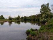 Участок 10 соток с прямым выходом к реке - Фото 2