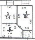 2 150 000 Руб., Продается 2-ух комнатная квартира в г. Дедовске, Купить квартиру в Дедовске по недорогой цене, ID объекта - 308337581 - Фото 6