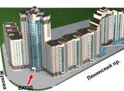 200-500м, 1-этаж, h=4м, витрины на перекресток Жукова/Ленинский пр. - Фото 4