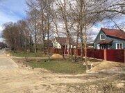 12 соток с дачным домиком в деревне Кожухово - Фото 1