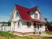 Жилой дом в Новой Москве, деревня Варварино - Фото 1