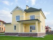 Готовый дом в жилом коттеджном поселке бизнес класса вблизи Свитино