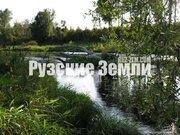 Участок на реке Озерна в окружении леса - Фото 2