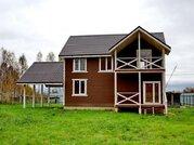 Продается новый дом 150 кв.м. в красивой деревне на Ярославском шоссе - Фото 3
