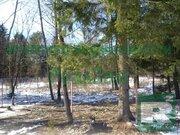 Земельный участок 10 соток в Калужской области деревне Тимашово ПМЖ - Фото 1