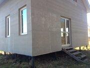 Дом 2 эт. 8х8м, на уч. 10 сот. д. Рыжиково 10 км от Чехова и Серпухова - Фото 4