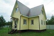 2-этажный дом 105 м2 (пеноблоки) на участке 9 сот. № С-1628. - Фото 3