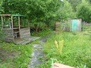 Земельный участок с домиком в садоводческом товариществе «Орешек» Кимр