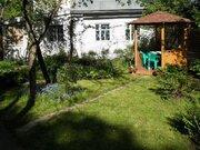 Часть жилого дома с земельным участком для постоянного проживания