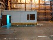 208 Руб., Складской комплекс В+,2700 кв.м, стеллажи, низкая цена, Аренда склада в Щербинке, ID объекта - 900243971 - Фото 4