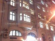 Продается офис в 4 мин. пешком от м. Маяковская