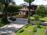 Коттедж+гостевой дом+гараж на 2м/м, г.Верея, ул.Лесная - Фото 2