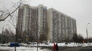 Продаю 2 комн. квартира 10 м.п. от метро Ясенево, Литовский бульвар, - Фото 1