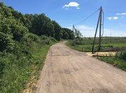 Земельный участок 18 соток в д.Дорки - Фото 2