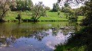 Дача возле речки 75 км от МКАД Серпуховский р-н - Фото 5