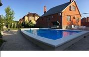 Новый дом с бассейном в районе автоколонны - Фото 2