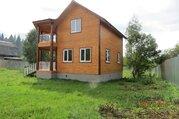 Новый дом готовый к проживанию, в газифицированной деревне - Фото 2