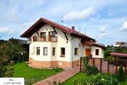 Дом с видом на пруды, г.Жуков Калужской обл - Фото 1
