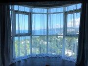 Однокомнатная квартира с видом на море в ЖК Виктория
