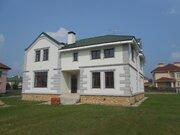 Дом 330 кв.м, 32 км от МКАД Киевское шоссе, участок 27 соток - Фото 2