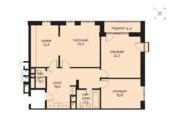 Продается квартира г.Москва, Трубецкая, Купить квартиру в Москве по недорогой цене, ID объекта - 320733819 - Фото 1