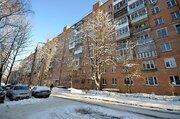 Продажа 1 комнатной квартиры г. Долгопрудный, ул. Спортивная д. 7 - Фото 1
