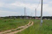 Участок 15 соток рядом с рекой в д. Решники - Фото 1