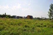 Участок 8 соток, Раменский р-н, Бубново, есть свет, лес, 64 км от МКАД - Фото 1