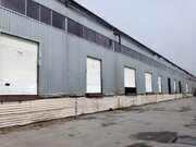 Теплый склад с жд веткой - Фото 1