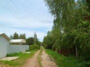 Участок 10 соток в п.Курсаково в СНТ Юстиция - Фото 4