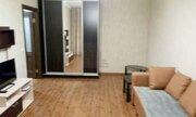 Двухкомнатная квартира с евроремонтом в новом монолитном доме